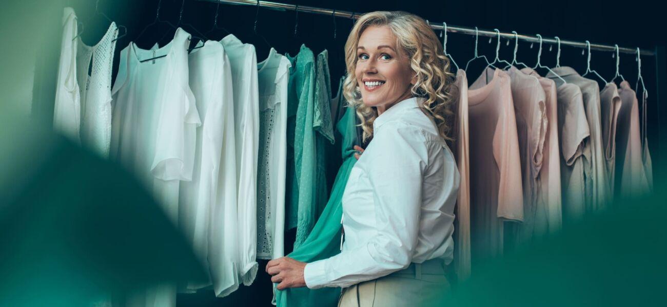 Mode für Frauen ab 50 Mode mit Geschmack